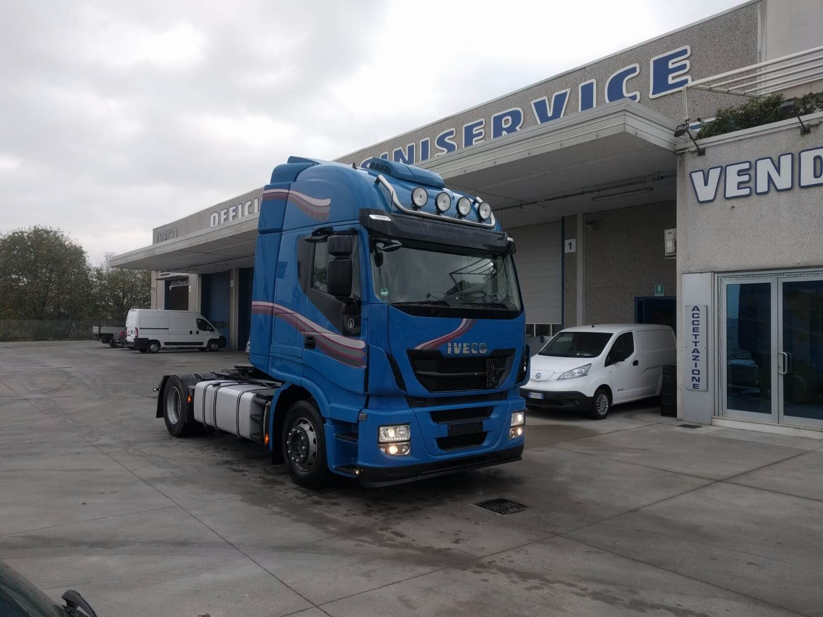Iveco Stralis AS440S46