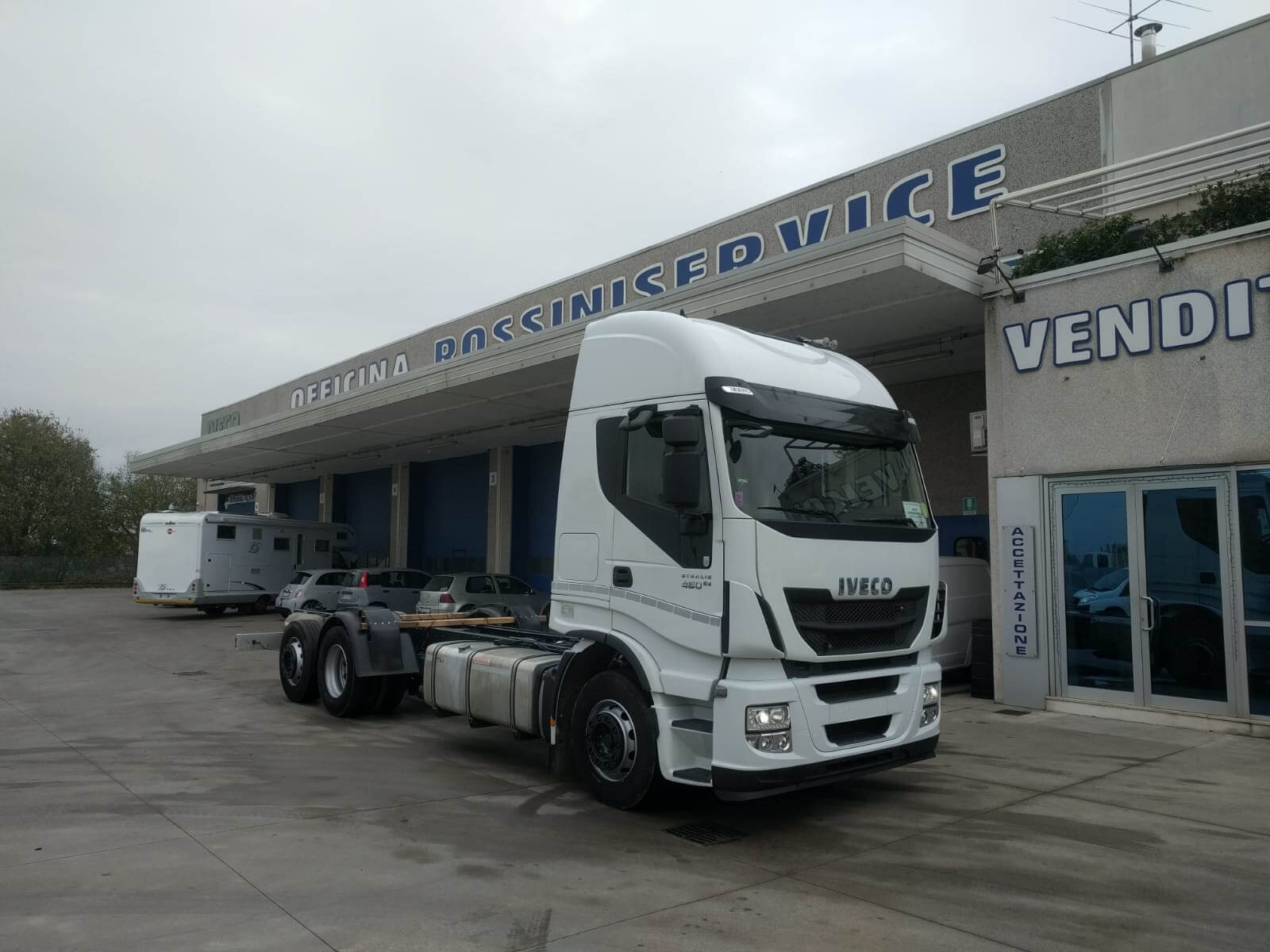 Iveco Stralis AS260S46 Y/PS