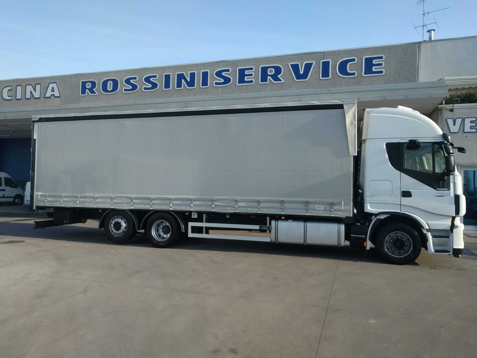 Iveco Stralis Hi-Way AS260S46Y/PS