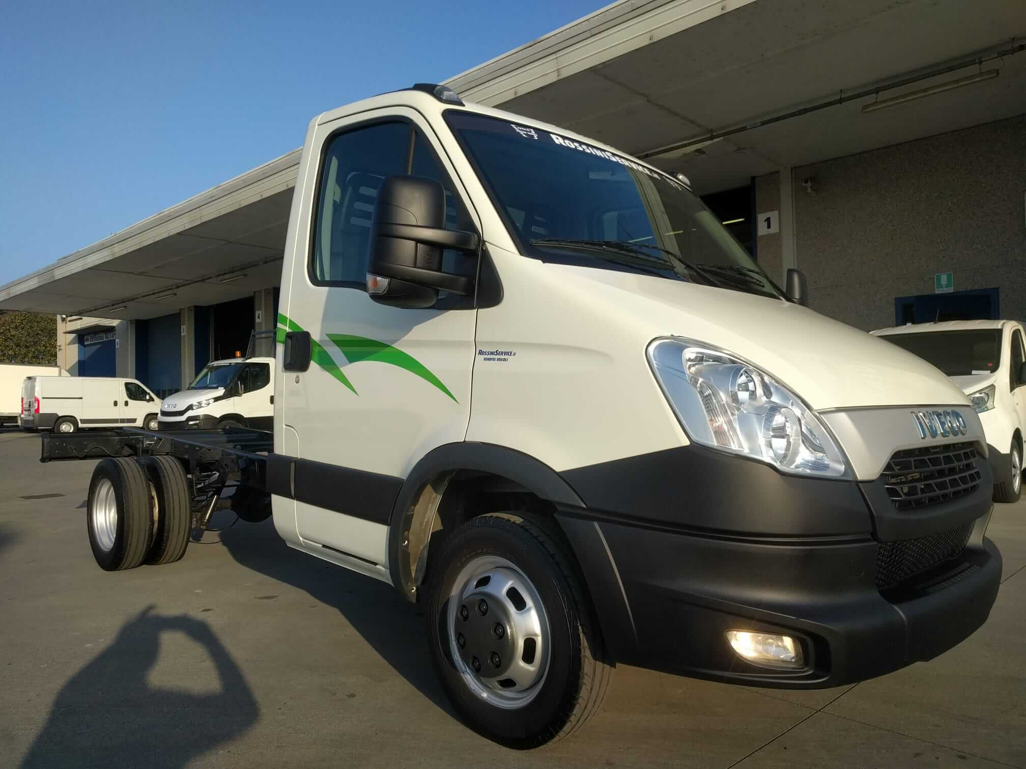 IVECO DAILY 35C17 3.0