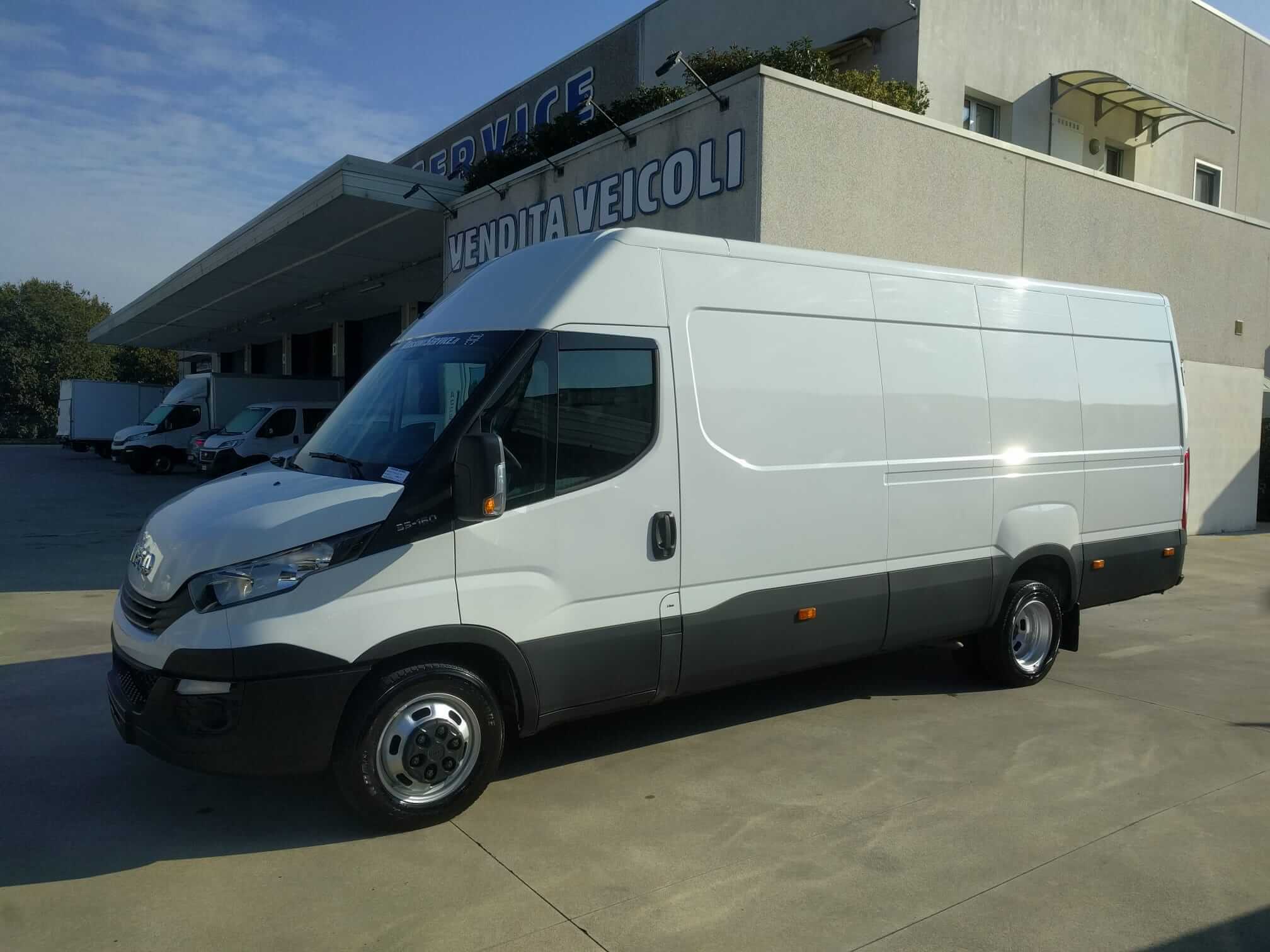 Iveco Daily 35C16 A8