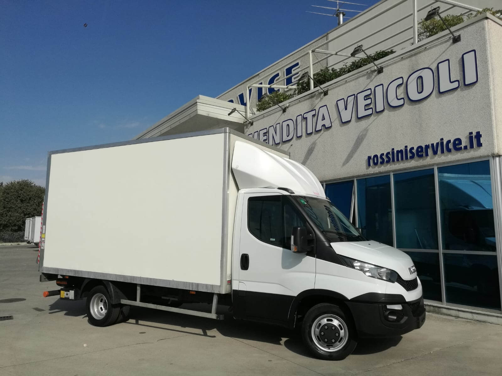 Iveco Daily 35C16 EURO 6