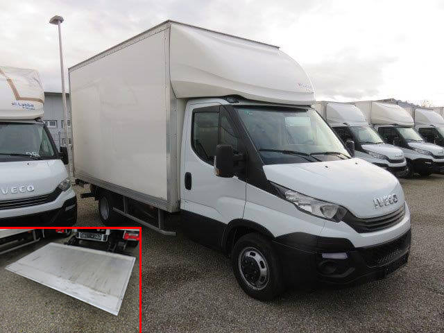 Iveco Daily 35C16 HI-MATIC