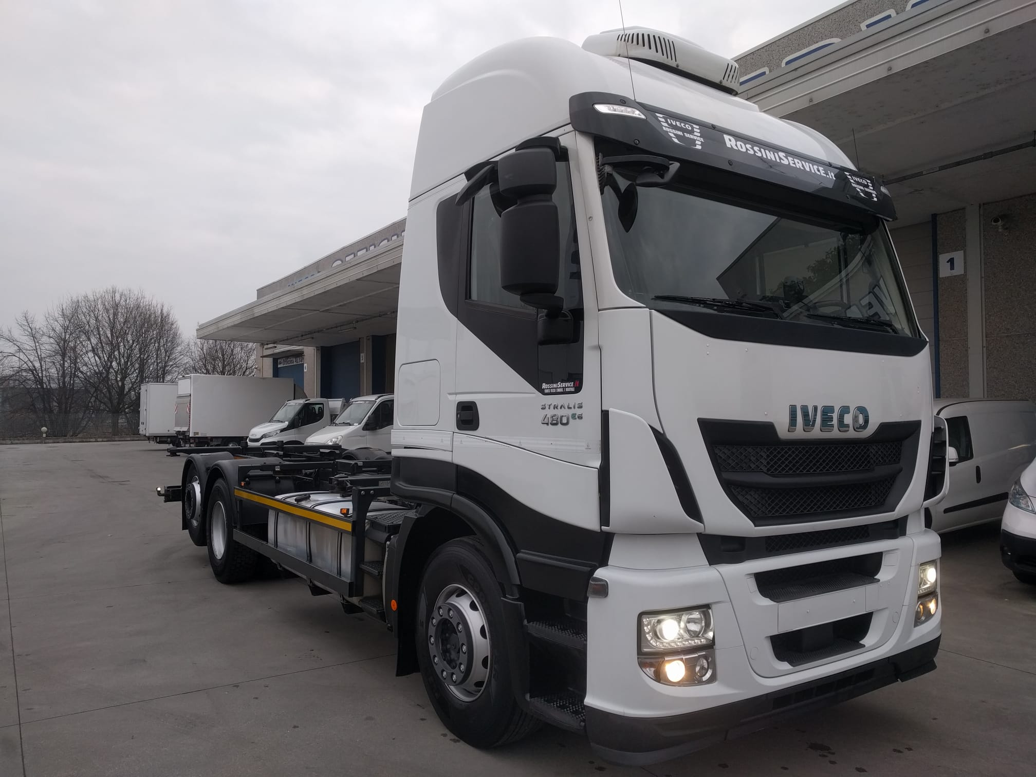 Iveco Stralis AS260S48 YFP